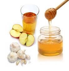 Honey, Garlic And Vinegar